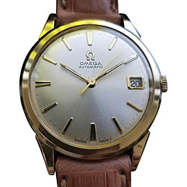 Omega Vintage 34mm Mens Watch 1960s
