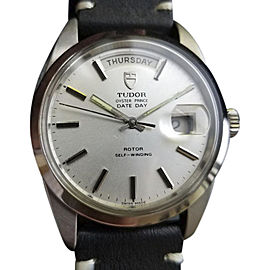 Tudor Oyster Prince Date Day 7017/0 Vintage 38mm Mens Watch