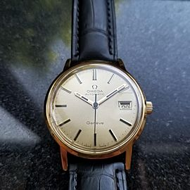 Omega Vintage 35mm Mens Watch