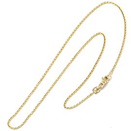 Louis Vuitton 18K Yellow Gold Necklace