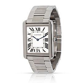 Cartier Tank Solo W5200014 27mm Mens Watch