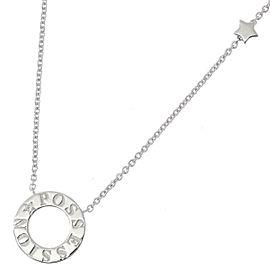 Piaget Possession 18K White Gold Diamond Necklace
