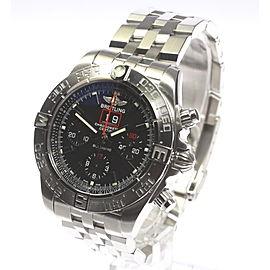 Breitling Chronomat BrackBird A44360 43mm Mens Watch