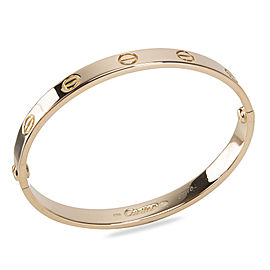 Cartier 18K Yellow Gold Bracelet