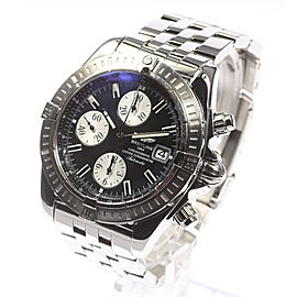 Breitling Chronomat Evolution A13356 43mm Mens Watch