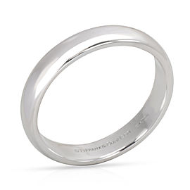 Tiffany & Co. Platinum Wedding Ring Size 11.5