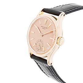 Patek Philippe Calatrava 30mm Womens Watch