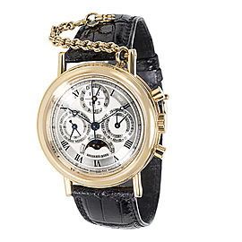 Breguet Classique 3617 Perpetual Calendar Moonphase Men's Watch 18KT Yellow Gold