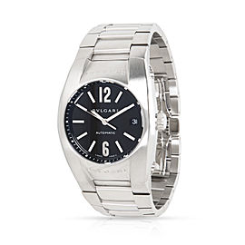 Bulgari Ergon EG 35 S Men's Watch in Stainless Steel