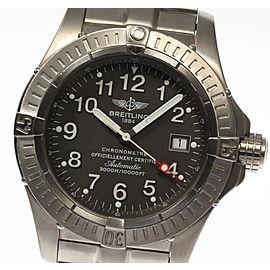 Breitling Avenger Seawolf E17370 44mm Mens Watch
