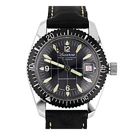 Lucerne Luxusdiver Vintage 36mm Unisex Watch