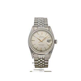Rolex Vintage Datejust 6605 36mm Mens Watch