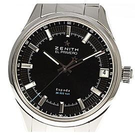 Zenith El Primero Espada 03.2170.4650 40mm Mens Watch