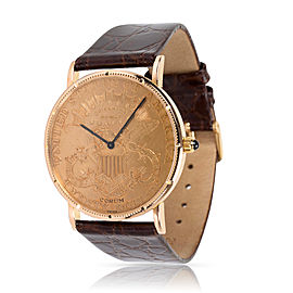 Corum Coin 35mm Mens Watch