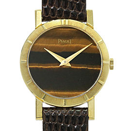Piaget Tigereye 30mm Womens Watch