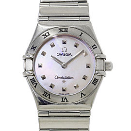 Omega Constellation 31mm Womens Watch