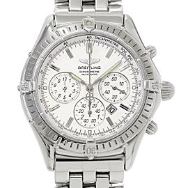 Breitling Shadow Flyback A35312 39mm Mens Watch