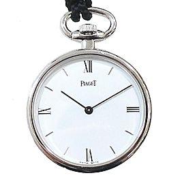 Piaget 33mm Womens Pocket Watch
