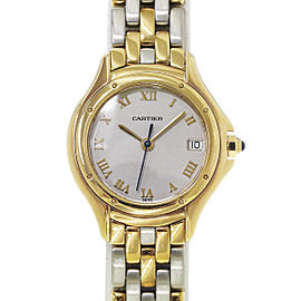 Cartier Panthere Cougar 25mm Womens Watch