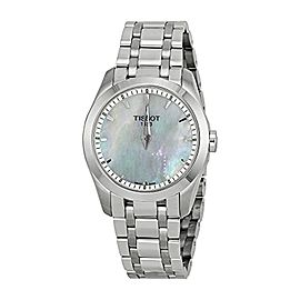 Tissot Couturier T035.246.11.111.00 33mm Womens Watch