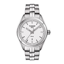 Tissot PR 100 T1012101103100 33mm Womens Watch