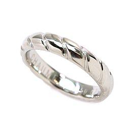 Chaumet Platinum Torsade Ring Size 5