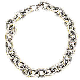 Gurhan Galahad Chain Necklace in Sterling Silver