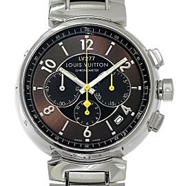 Louis Vuitton Tambour Q1141 41mm Mens Watch