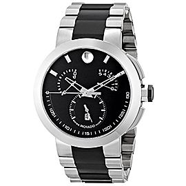Movado Chronograph 42mm Womens Watch