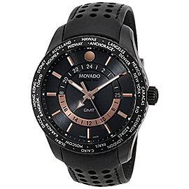 Movado Chronograph 800 42mm Mens Watch