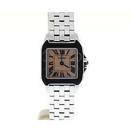 Cartier Santos 2698 22mm Womens Watch