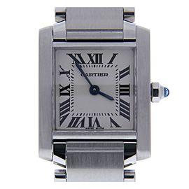 Cartier Francaise 2384 21mm Womens Watch