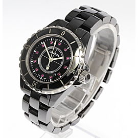 Chanel J12 H1634 33mm Womens Watch
