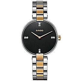 Rado Coupole R22852703 33mm Womens Watch
