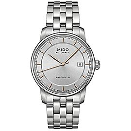 Mido Baroncelli 38mm Mens Watch