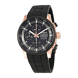 Mido Multifort M0056143705709 44mm Mens Watch
