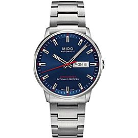 Mido Commander 40mm Mens Watch