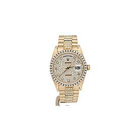 Rolex Date 18078 36mm Mens Watch