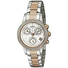 Bulova N1 31mm Womens Watch