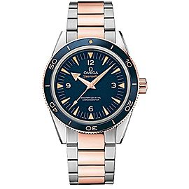 Omega Automatic Seamaster 41mm Womens Watch