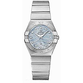 Omega Constellation 27mm Womens Watch