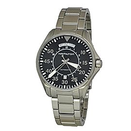 Hamilton Khaki Pilot H64615135 42mm Mens Watch