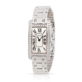 Cartier Americaine 2510 19mm Womens Watch