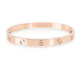 Cartier 18K Rose Gold Bracelet Size 18mm