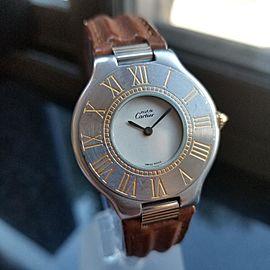 Cartier Must de 21 31mm Unisex Watch