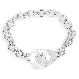 Tiffany & Co. Classic 1837 Interlocking Bracelet in Sterling Silver