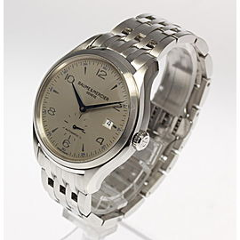 Baume & Mercier Clifton MOA10052 41mm Mens Watch