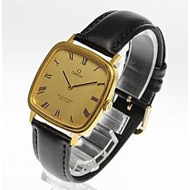 Omega De Ville Vintage 31mm Mens Watch