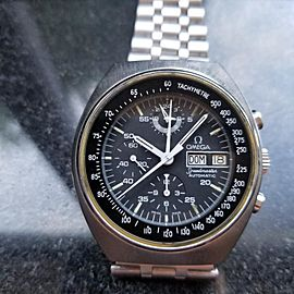 Omega Speedmaster Mark 4.5 LV295 vintage 42mm Mens Watch