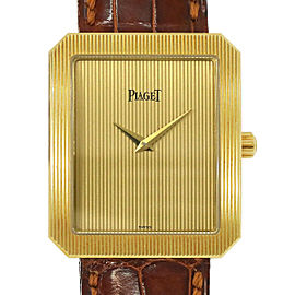 Piaget Protocole 90154 30mm Unisex Watch